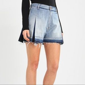 DIESEL Denim Skort (Short/Skirt)